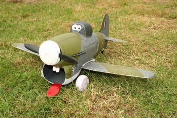Hawker Tempest Toon